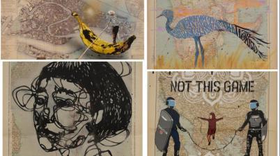 Art makes you travel again, il mondo visto da dodici artisti