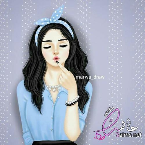 شخصية للفيس بوك اجمل الصور بنات كيوت فيس بوك كرتون