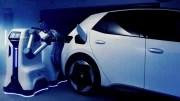 Volkswagen : Un robot de recharge prêt à être testé