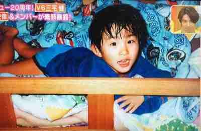 ジャニーズの幼少期の写真を貼るトピ