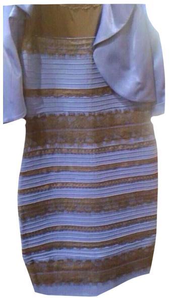 ドレスは何色に見える?ドレスの色で朝型か夜型かわかっちゃう