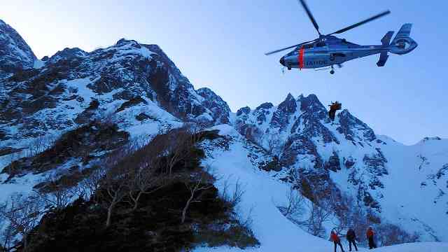 【登山】遭難の際の救助費用の有料化に賛成?反対 ...