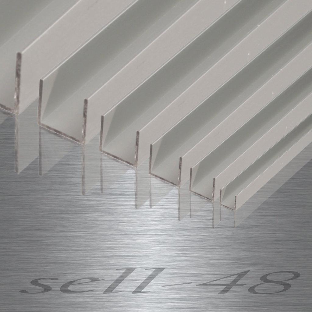 Aluminium U Profil Alu Almgsi Aluminiumprofil U Profil Alu
