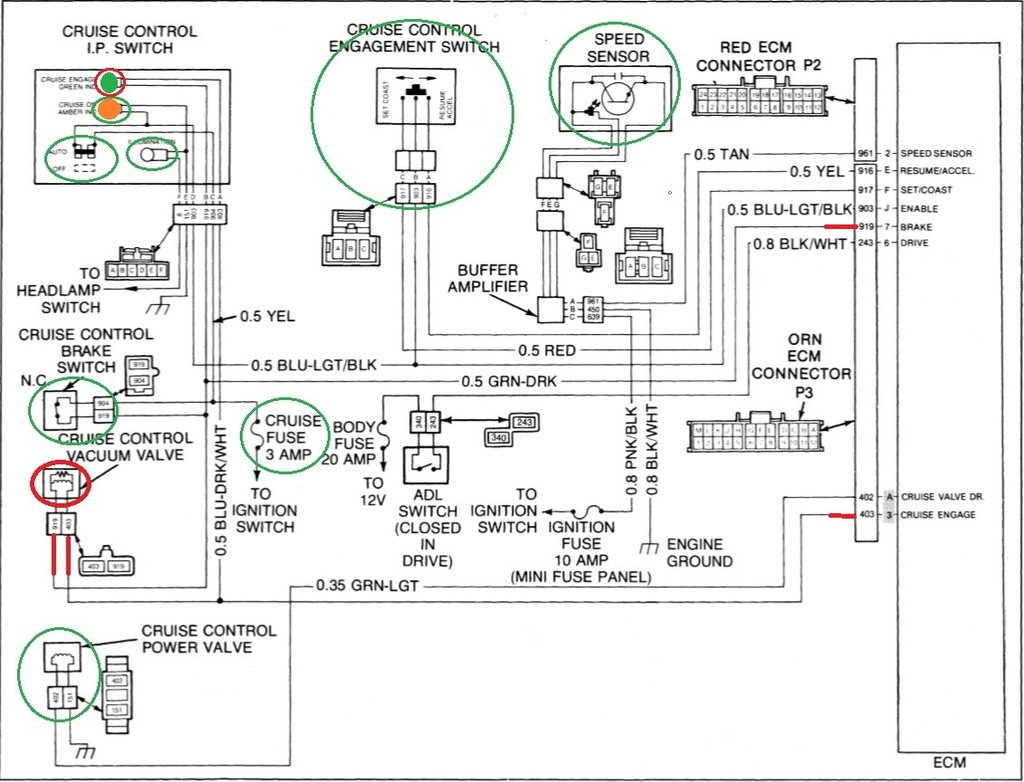 Cadillac Brougham Slab | Wiring Diagram Database