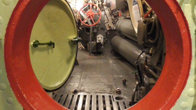 hinterer Torpedoraum