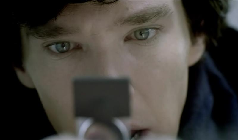 Image result for sherlock eyes