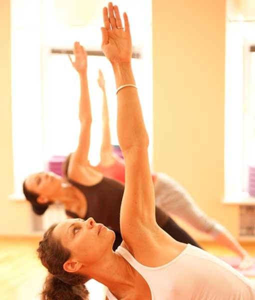 Evolving Social Representations of Yoga