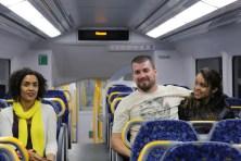 Metrô de 2 andares em Sydney