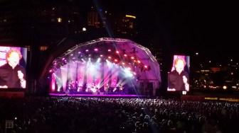 E o show do Simply Red foi fantástico, o Mick Hucknall continua cheio de energia e super carismático.