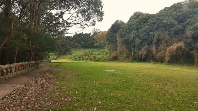 Cooper Park, 15 hectares de mata pristina bem nos arredores de Bondi, que fica a 15 minutos de carro daqui de casa.