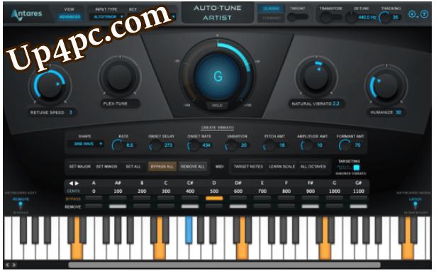Antares Auto-Tune Pro v9.1 With License Sport+Crack [Latest]