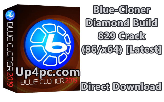 Blue-Cloner Diamond 8.60 Build 829 Crack (86/x64) [Latest]