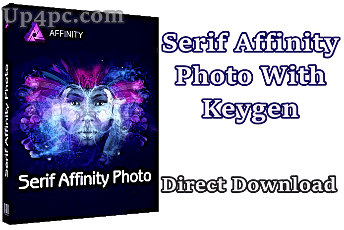 Serif Affinity Photo 1.7.3.481 With Keygen