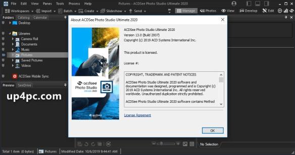 acdsee photo studio standard 2018 license key free download