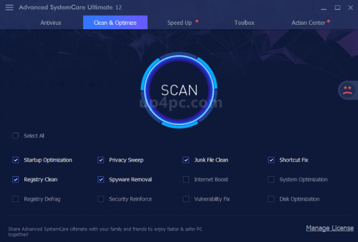 Advanced SystemCare Ultimate License Key [Latest]