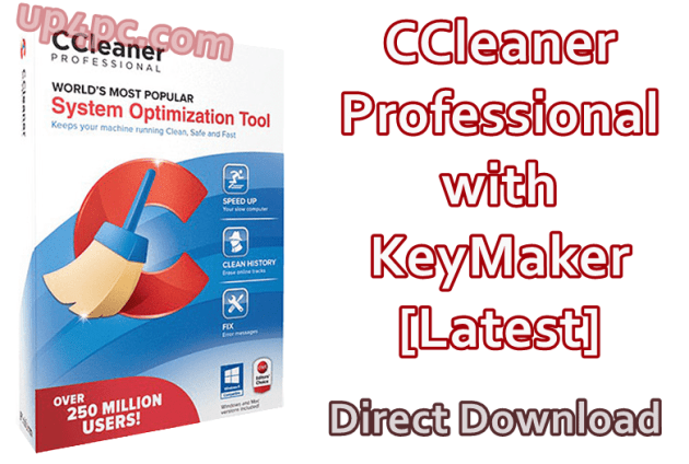 Ccleaner Professional 5.63.7540 With Keymaker [Latest]