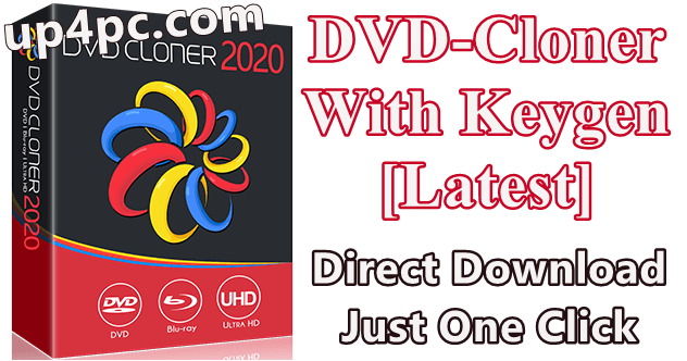 DVD-Cloner 2020 17.00 Build 1453 With Keygen [Latest]