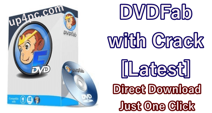 DVDFab 11.0.5.4 with Crack [Latest]