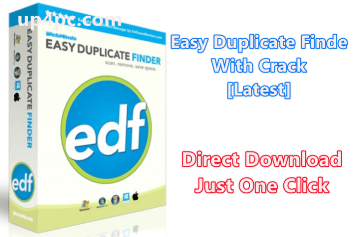 Easy Duplicate Finder 5.27.0.1083 with Crack [Latest]