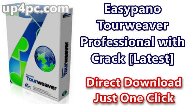 Easypano Tourweaver Professional 7.98.181016 With Crack [Latest]