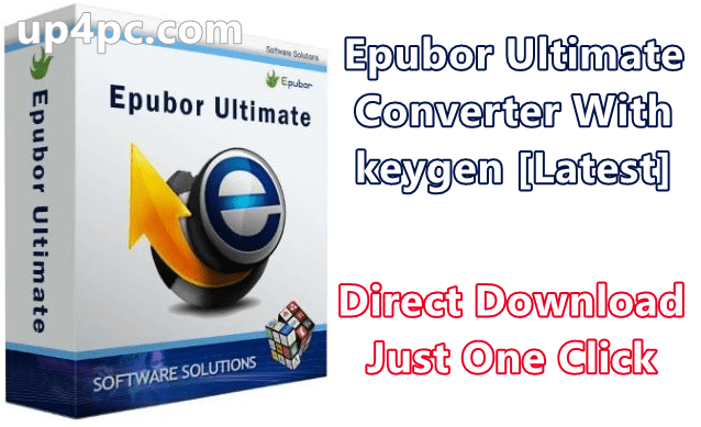 Epubor Ultimate Converter 3.0.11.1025 With Keygen [Latest]