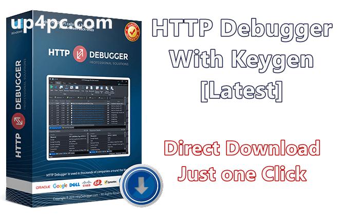 HTTP Debugger 9.9 With Keygen [Latest]