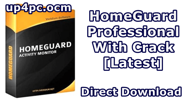 HomeGuard Professional 8.7.1 With Crack [Latest]