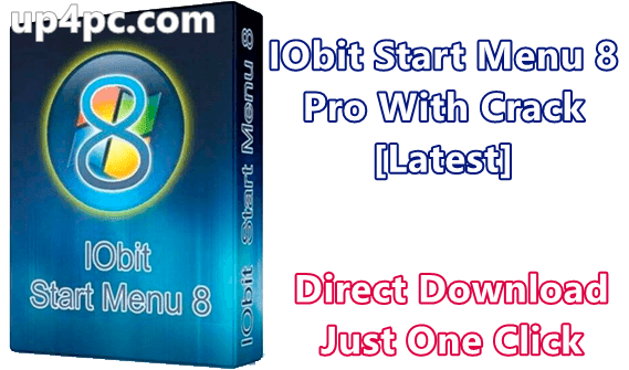 IObit Start Menu 8 Pro 5.1.0.4 With Crack [Latest]