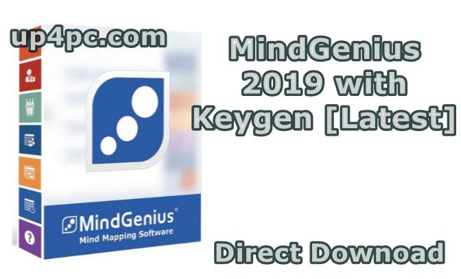 MindGenius 2019 8.0.1.7161 with Keygen [Latest]