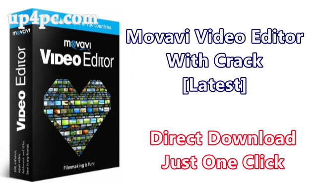 Movavi Video Editor 15.4.1 With Crack [Latest]