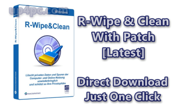 R-Wipe Clean 20.0 Build 2254 With Patch [Latest]