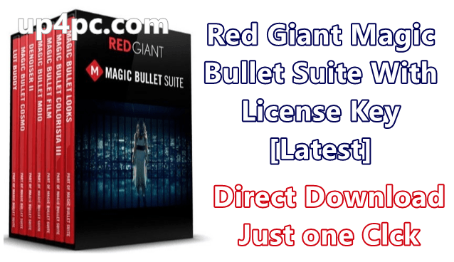 Red Giant Magic Bullet Suite 13.0.12 With License Key [Latest]