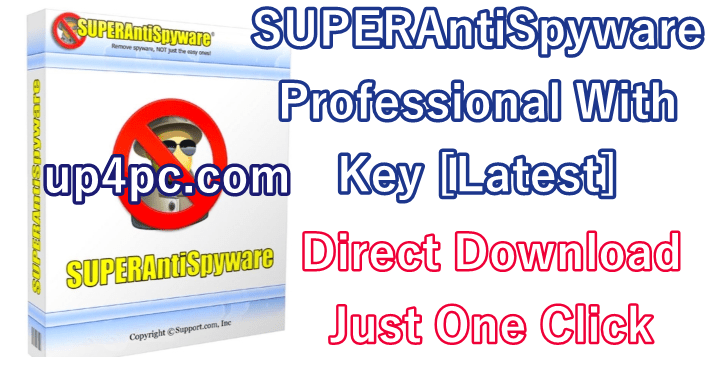 SUPERAntiSpyware Professional 8.0.1048 With Key [Latest]