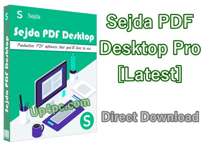 Sejda Pdf Desktop Pro 5.3.7 (X86 / X64) [Latest]