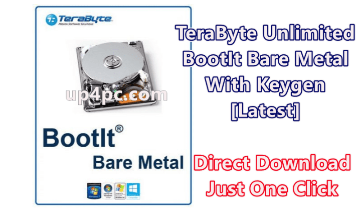TeraByte Unlimited BootIt Bare Metal 1.60 With Keygen [Latest]