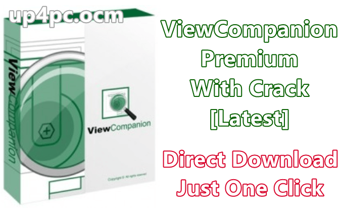 ViewCompanion Premium 12.21 With Crack [Latest]