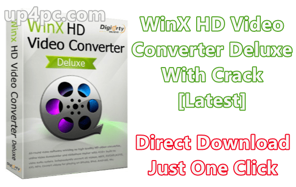 WinX HD Video Converter Deluxe 5.15.5.322 With Crack [Latest]