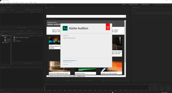 Adobe Audition 2020 v13.0.2.35 Pre-Activated [Latest]