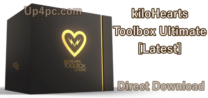 kiloHearts Toolbox Ultimate 1.7.6 (x64) [Latest]