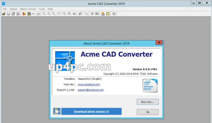 Acme CAD Converter Activation Key