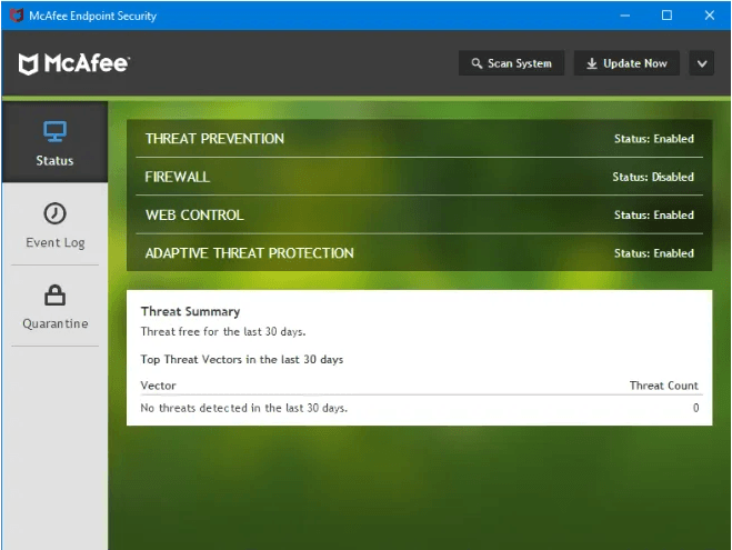 McAfee Endpoint Security 10.7.0.667.6 License Key