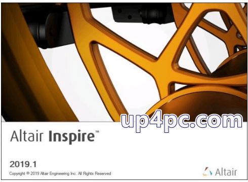 Altair Inspire 2019.3.3 Build 11397 With Crack [Latest] 1