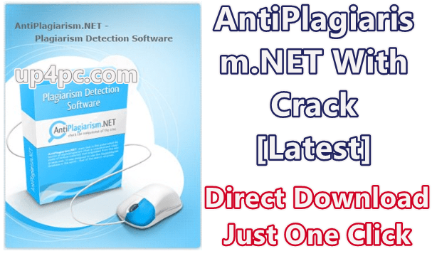 AntiPlagiarism.NET 4.92.0.0 With Crack [Latest]
