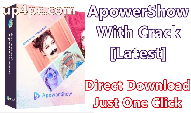 ApowerShow 1.1.0.16 With Crack [Latest]