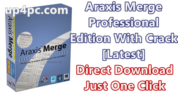 Araxis Merge Professional Edition 2019.5254 With Crack [Latest]