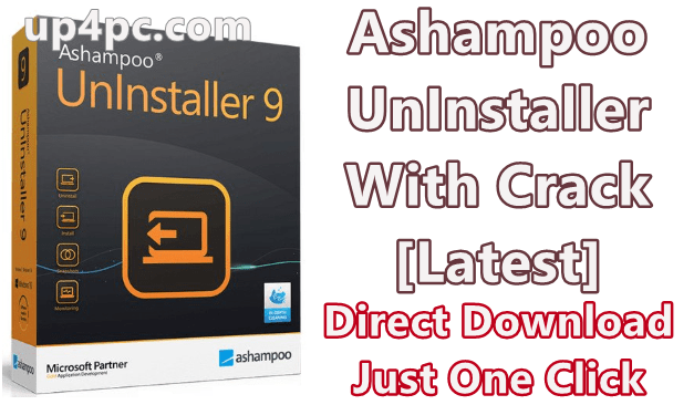 Ashampoo UnInstaller 9.00.00 Beta With Crack [Latest]
