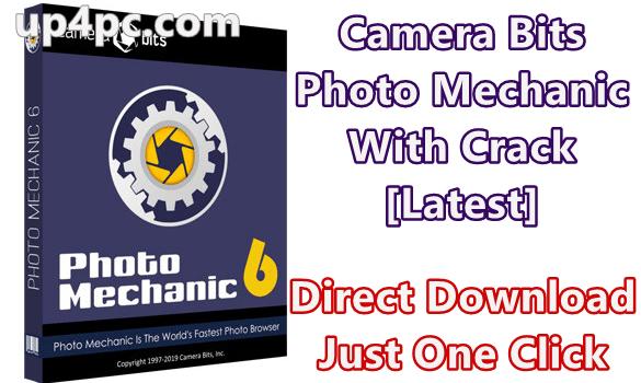 Camera Bits Photo Mechanic 6.0 Build 3954 With Crack [Latest]