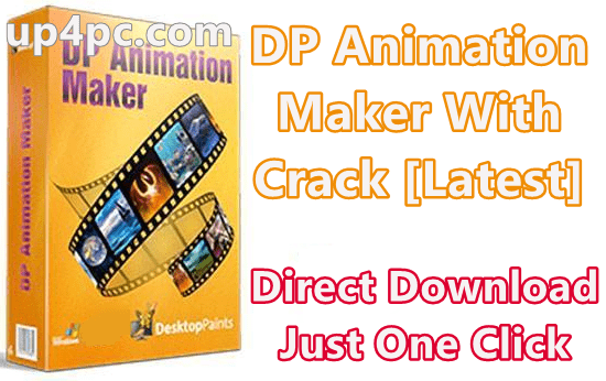 DP Animation Maker 3.4.20 With Crack [Latest]