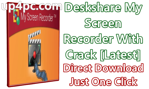 Deskshare My Screen Recorder 5.19 With Crack [Latest]