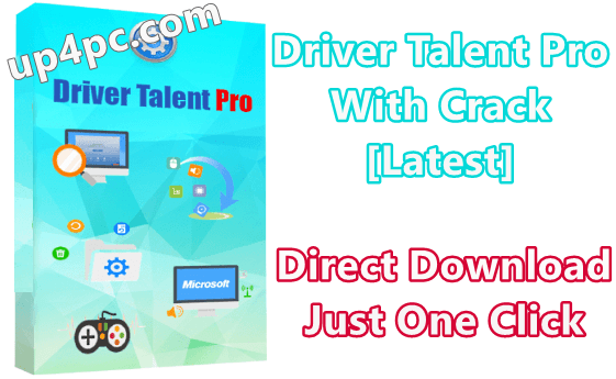 Driver Talent Pro 7.1.28.86 With Crack [Latest]